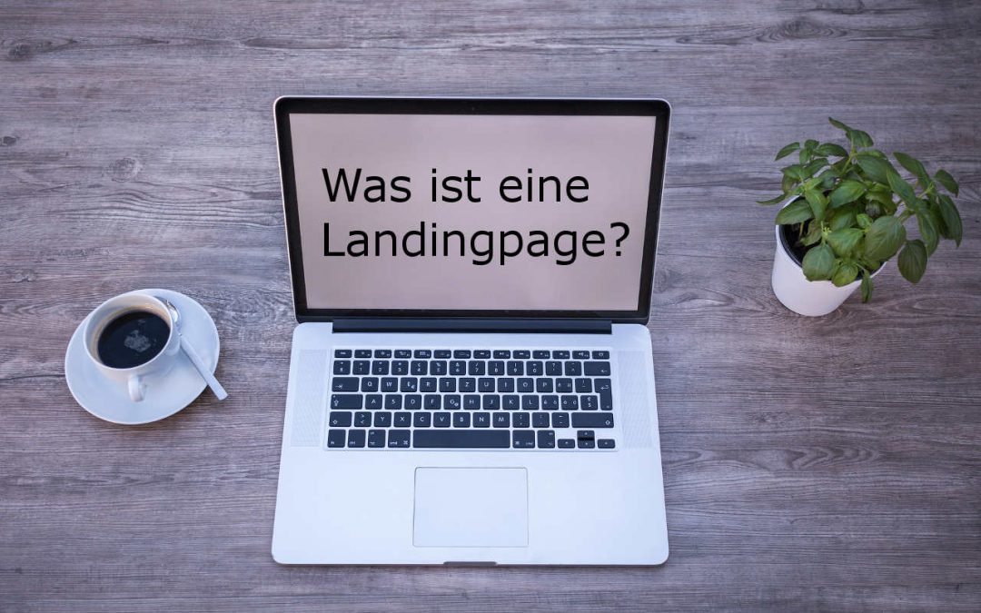 Was ist eine Landingpage?