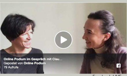 Mit Claudia M Strohmaier über Chancen und Risiken der Digitalisierung