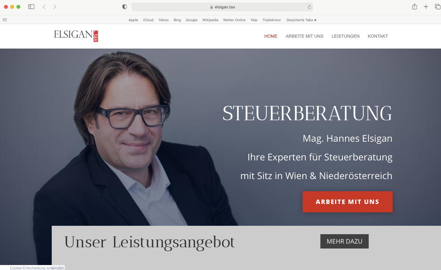 webseite-steuerberatung-hannes-elsigan