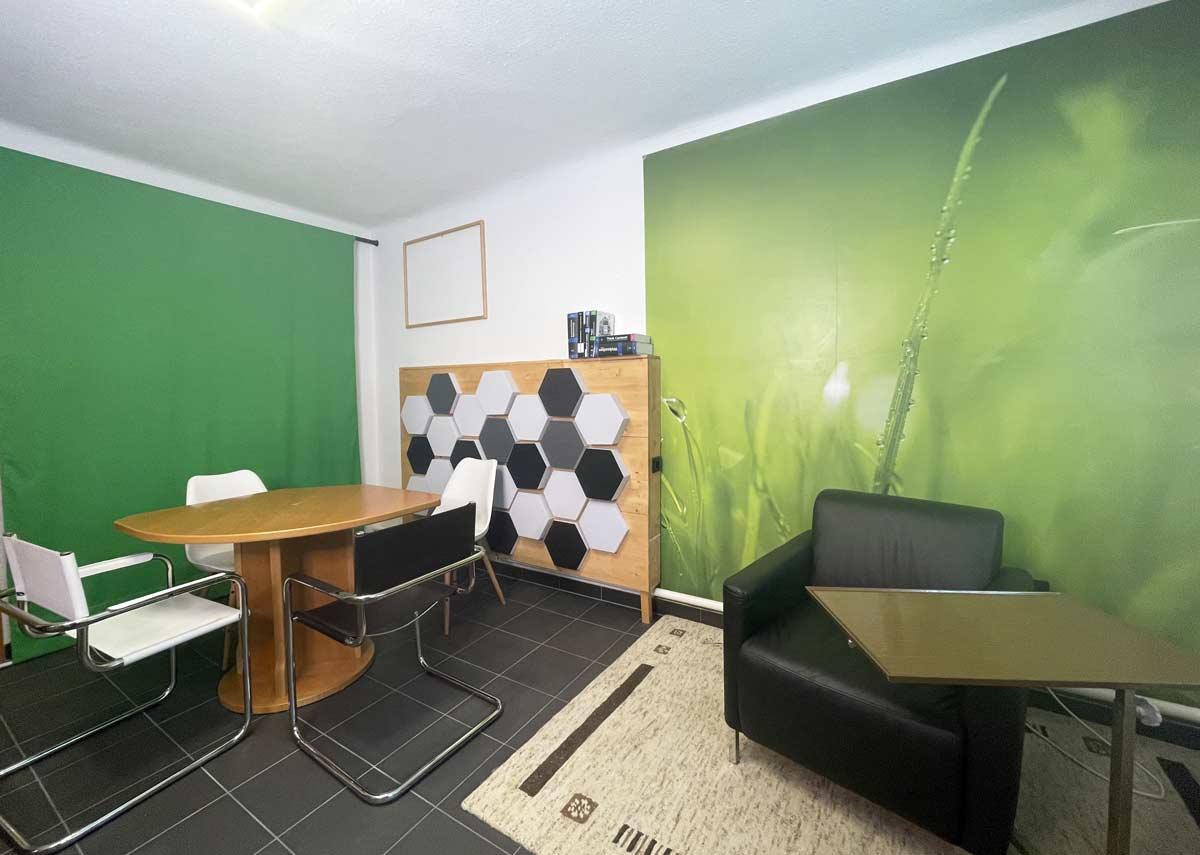 Studio der Grüne Fleck
